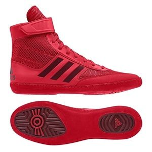 NEW Adidas combat speed .5 shoes in red